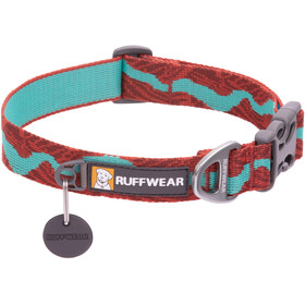 Ruffwear Flat Out Collar, colorado river
